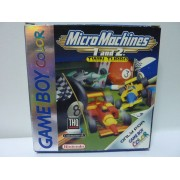 MICRO MACHINES 1 & 2 Twin Turbo
