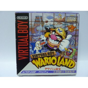 WARIO LAND Virtual Boy