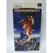 NINJA WARRIORS AGAIN (complet)