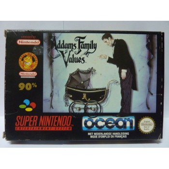 THE ADDAMS FAMILY Complet