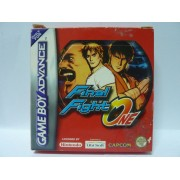 FINAL FIGHT ONE pal