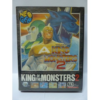 KING OF THE MONSTERS 2 aes