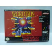 -Neuf- WORDTRIS Brand New Factory Sealed
