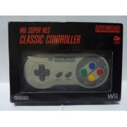 WII SUPER NES CLASSIC CONTROLLER Club Nintendo