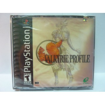 -Neuf- VALKYRIE PROFILE Usa Sealed