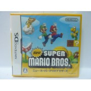 -Neuf- NEW SUPER MARIO BROS Jap Sealed