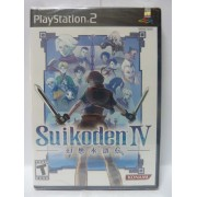 -Neuf- SUIKODEN IV Sealed