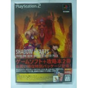 -Neuf- SHADOW HEARTS FROM THE NEW WORLD STARTER PACK Sealed