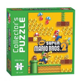 PUZZLE Nintendo New Super Mario Bros 2