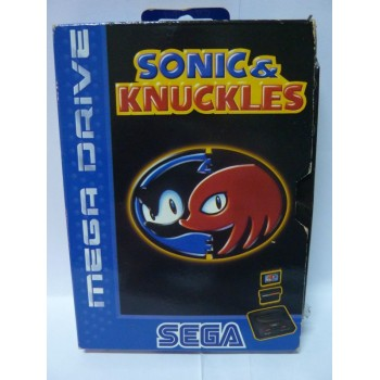 SONIC & KNUCKLES pal