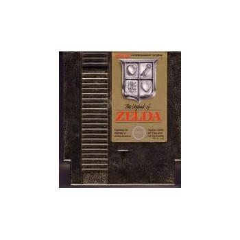 ZELDA Nes (cart.seule)