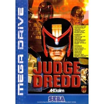 JUDGE DREDD Pal