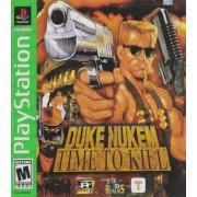DUKE NUKEM TIME TO KILL Us (Version hits)