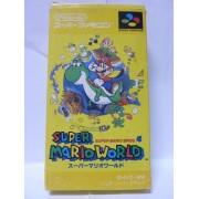 SUPER MARIO WORLD sfc Jap