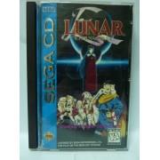 LUNAR Eternal Blue us Sega cd