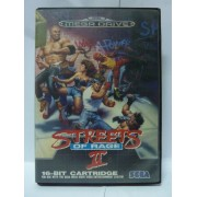 STREETS OF RAGE 2 (Sans notice)