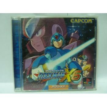 ROCKMAN X6 / Megaman X6 Japan