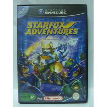 STARFOX ADVENTURES pal