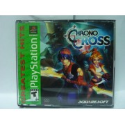 CHRONO CROSS Us Greatest hits