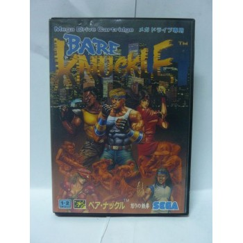 BARE KNUCKLE (Streets of Rage)