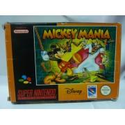 MICKEY MANIA (boite usée)