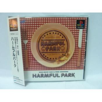 HARMFUL PARK avec spincard (excellent état)