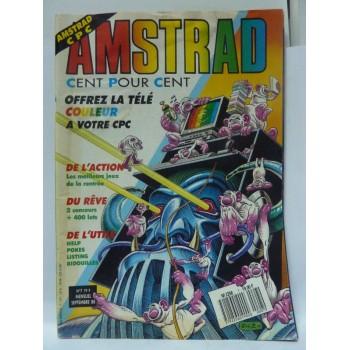 AMSTRAD Cent Pour Cent N°7