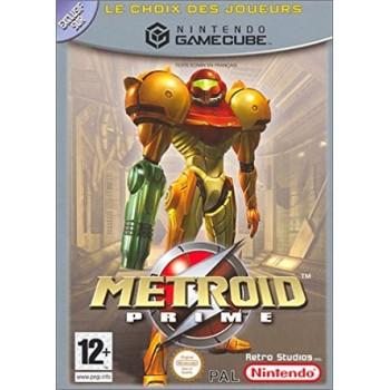 METROID PRIME sans notice (Choix des joueurs)