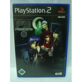 PERSONA 3 Pal allemand