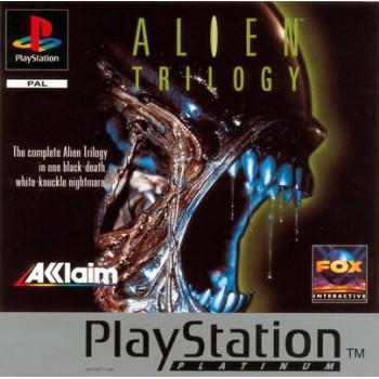 ALIEN TRILOGY Platinum Edition