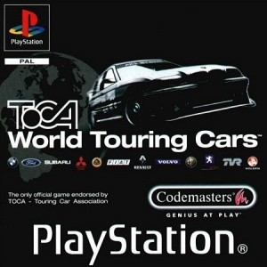 Image result for toca world touring cars ps1