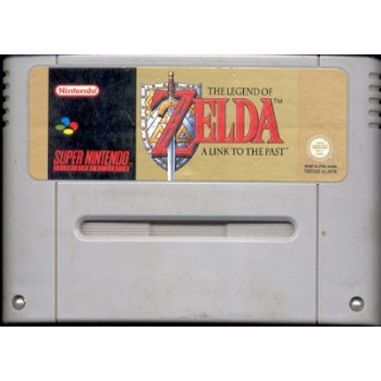 ZELDA 3 A Link To The Past  (Cartouche seule)