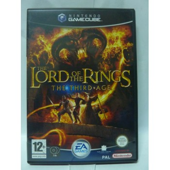 THE LORD OF THE RINGS : THE THIRD AGE (Pal uk)