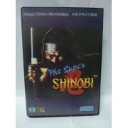 THE SUPER SHINOBI