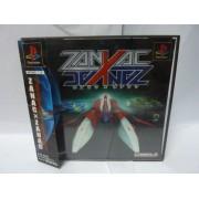 ZANAC X ZANAC avec spin