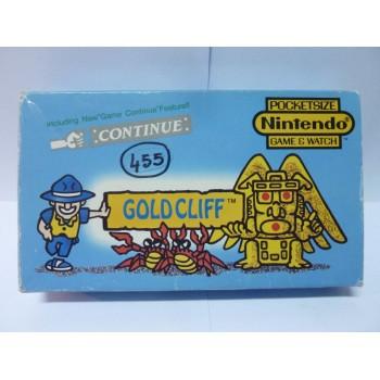 GOLDCLIFF PocketSize Game & Watch en boite (sans notice)