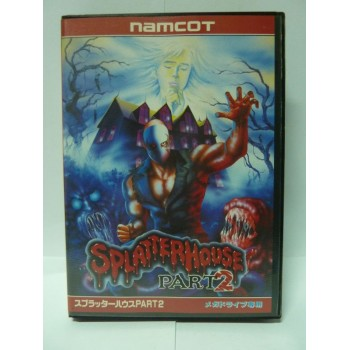 SPLATTERHOUSE PART.2
