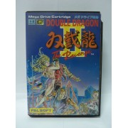DOUBLE DRAGON 2 md