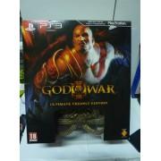 GOD OF WAR III ULTIMATE TRILOGY EDITION PANDORA