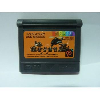 METAL SLUG 2nd mission jap (cartouche seule)