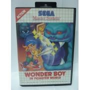 WONDER BOY IN MONSTER WORLD (sans notice)