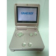 GBA SP rose + chargeur