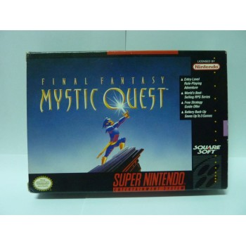 MYSTIC QUEST Final Fantasy usa