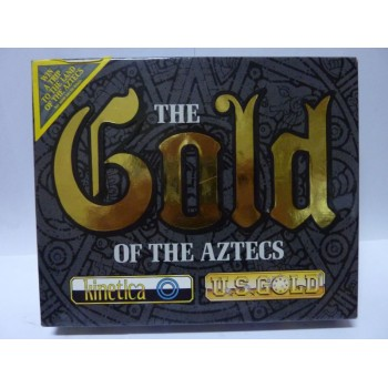 THE GOLD OF THE AZTECS Amiga