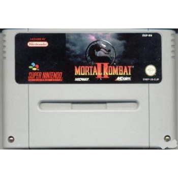 MORTAL KOMBAT 2 (cart. seule)