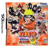NARUTO 4 DS (ss notice)
