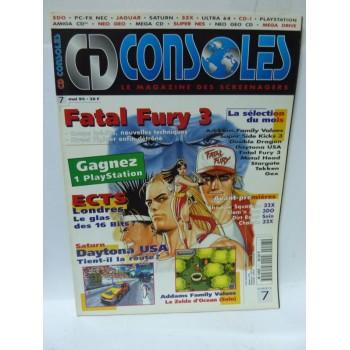CD CONSOLES N°7