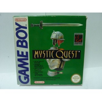 MYSTIC QUEST Pal/fr