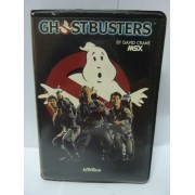 GHOSTBUSTERS msx