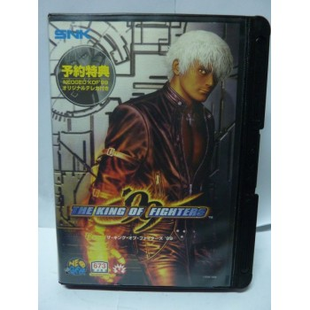 KING OF FIGHTERS 99 aes